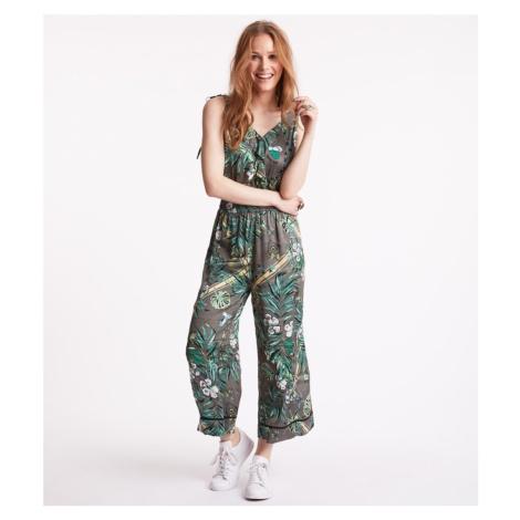 Šaty Odd Molly Passionista Jumpsuit - Zelená