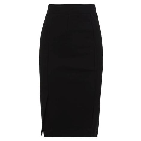 Selected Femme Petite Sukně 'SHELLY' černá