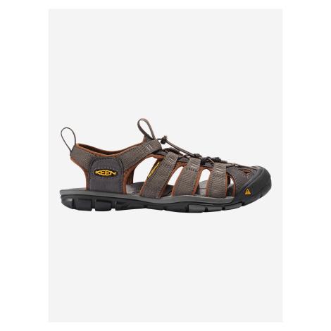 Clearwater CNX Outdoor sandále Keen Hnědá