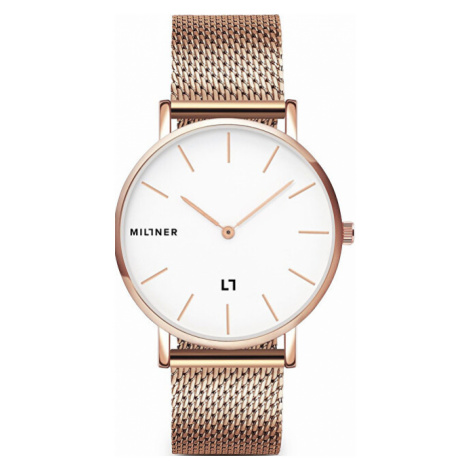 Millner Mayfair Rose Gold mm