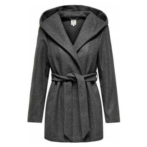 ONLY Přechodný kabát 'Trillion' šedý melír
