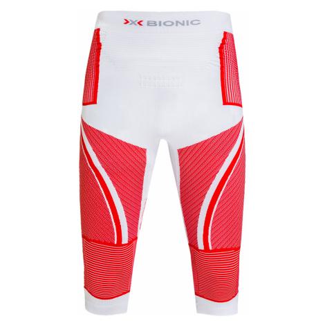 Tričko se stojáčkem X-Bionic ENERGY ACCUMULATOR 4.0 PATRIOT POLAND bílá|červená