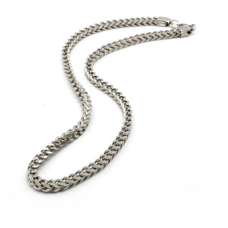Sam's Artisans Pánský náhrdelník Panzer Style chirurgická ocel INHM012