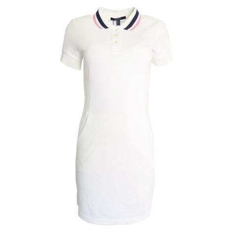 Šaty s límečkem Gant
