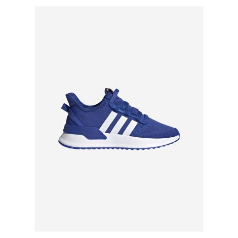 U Path Run Tenisky dětské adidas Originals Modrá
