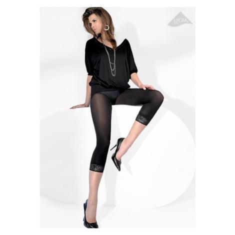 Dámské punčochové kalhoty Gabriella Nika | černá