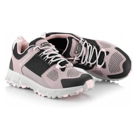 Mexxe fialová outdoorová obuv s antibakteriální stélkou ALPINE PRO