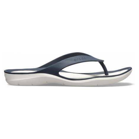 Crocs Swiftwater Flip W Navy/White W7