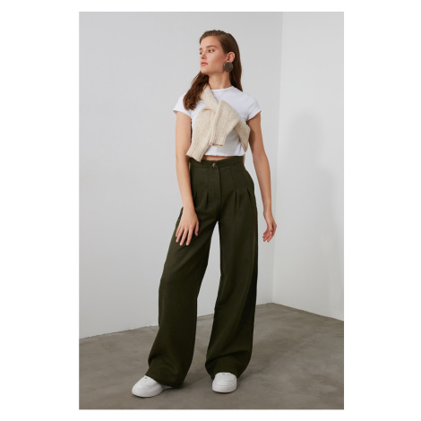 Trendyol Khai Goose Foot Pants