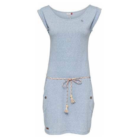 Ragwear Letní šaty světlemodrá