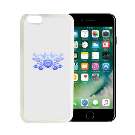 iPhone 7/8 kryt gumový soft Slovácký cibulákový vzor