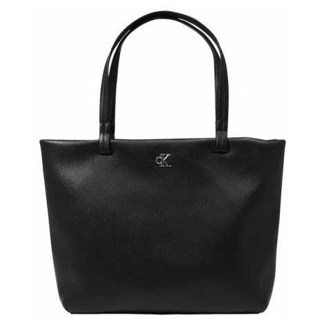 Calvin Klein Jeans Nákupní taška černá