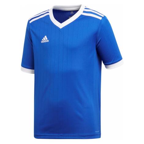 Dětský dres adidas Tabela 18 Jersey Modrá / Bílá