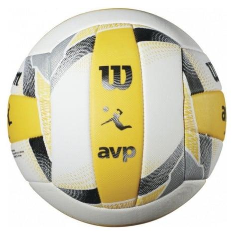 Wilson AVP II BEACH DEFL bílá - Volejbalový míč