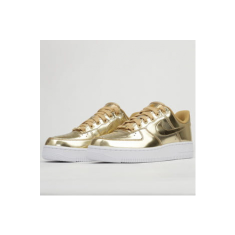 Nike W Air Force 1 SP metallic gold / club gold - white