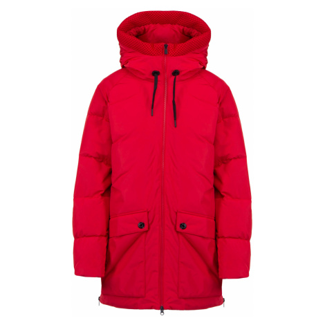 Kabát Peak Performance STELLA  červená
