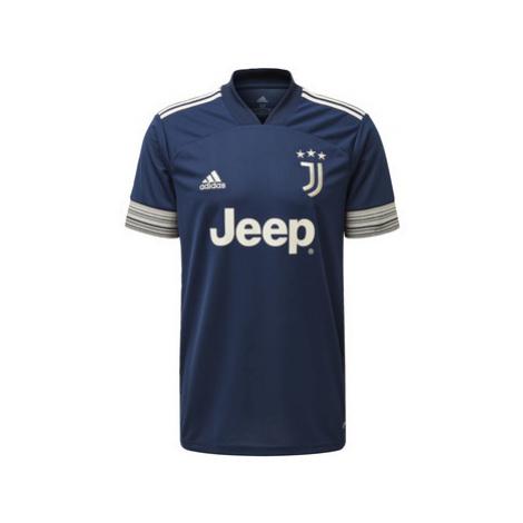 Adidas Venkovní dres Juventus 20/21 Modrá