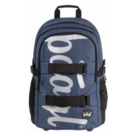 BAAGL Školní batoh Skate Blue A-7215 29 l - modrá