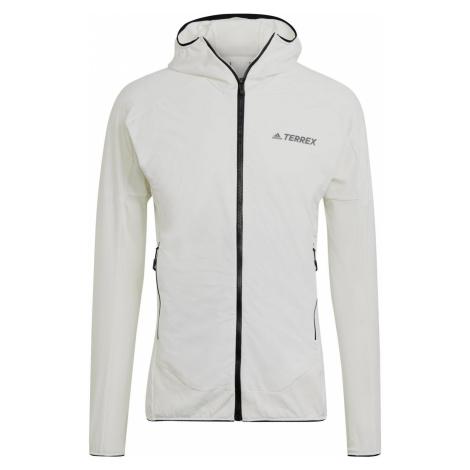 Bunda adidas Terrex Skyclimb Fleece Bílá / Černá