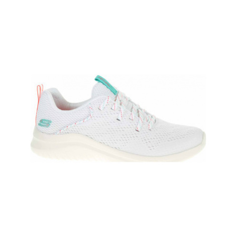 Skechers Ultra Flex 2.0 - Higher Limit white Bílá