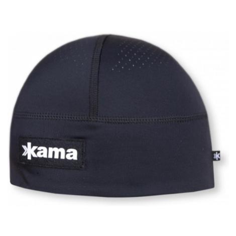 Kama LYCRA černá - Zimní čepice