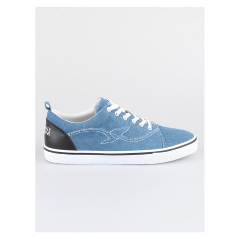 Tenisky Trussardi Jeans Modrá