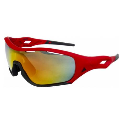 Laceto LT-SA1488 BRYLE ALOY červená - Sportovní sluneční brýle