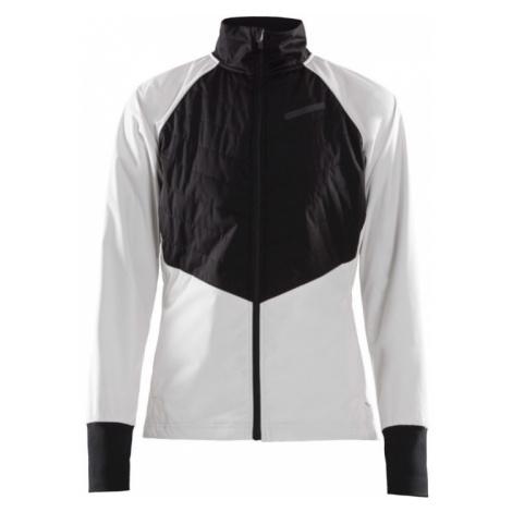 Dámská bunda CRAFT Storm Balance bílá/černá