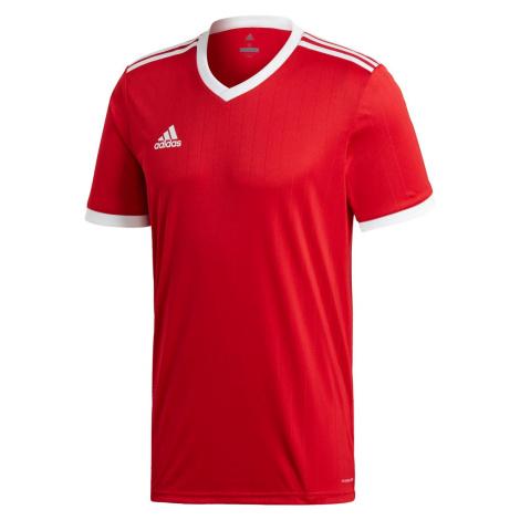 Dres adidas Tabela 18 Jersey Červená / Bílá
