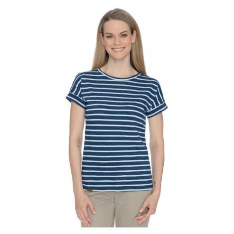 Dámské tričko BUSHMAN RUTH tmavě modrá