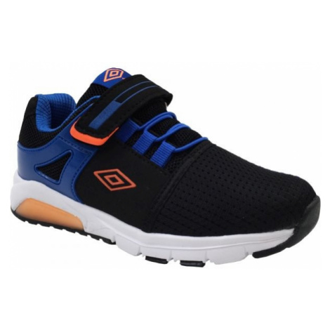Umbro RIDDICK černá 33 - Chlapecká volnočasová obuv