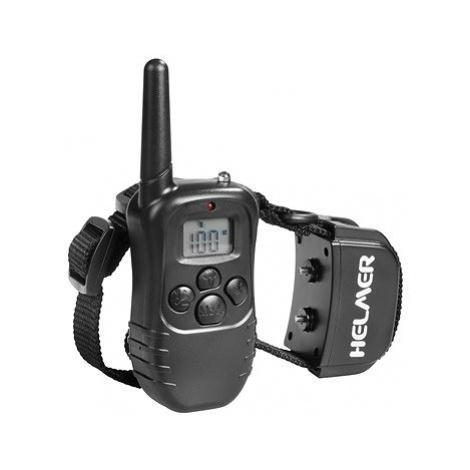 HELMER elektronický výcvikový obojek pro psy TC 20