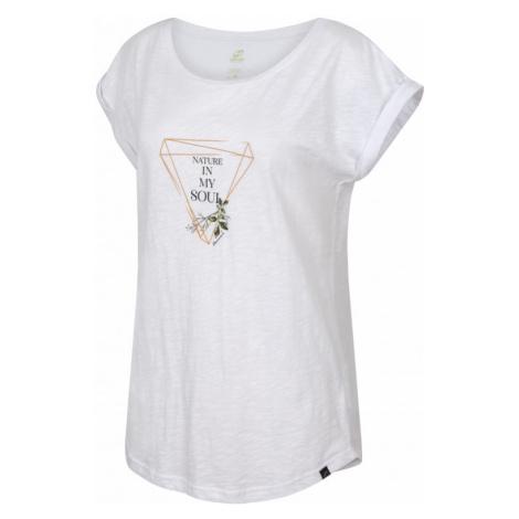 Dámské tričko Hannah Abble bright white