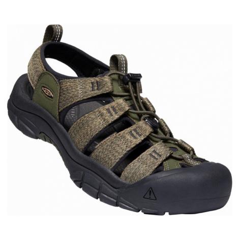 KEEN NEWPORT H2 M Pánské sandály 10012304KEN01 forest night/black