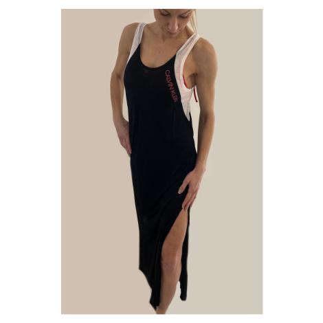 Dámské šaty Calvin Klein KW01012 | černá