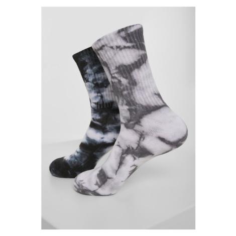 High Socks Tie Dye 2-Pack Urban Classics