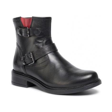 Kotníkové boty Lasocki ARC-TULIA-16 Přírodní kůže (useň) - Lícová