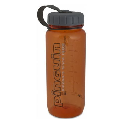 Pinguin Tritan Slim Bottle 0,65l, oranžová