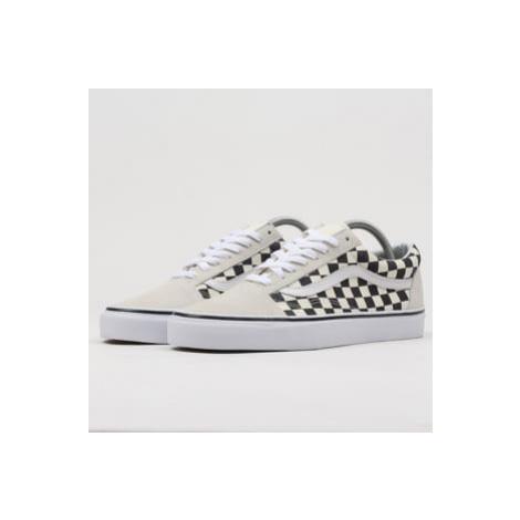 Vans Old Skool (checkerboard) white / black
