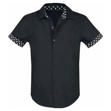 Doomsday Skull Arms Košile černá