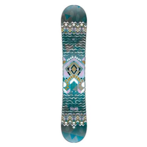 TRANS CU JUNIOR GIRL FULLROCKER - Dětský snowboard