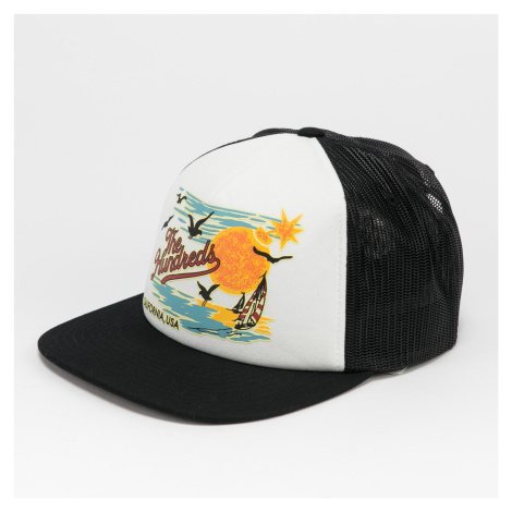 The Hundreds Victoria Trucker Hat černá / bílá