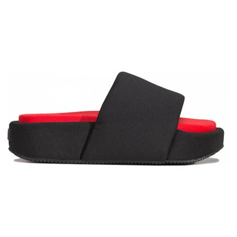 Pantofle Y-3 SLIDE černá