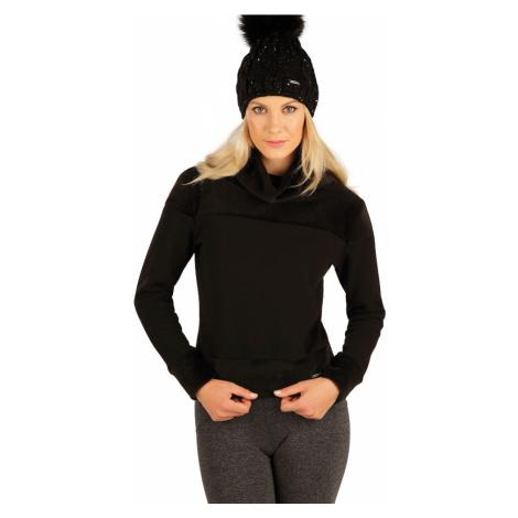 LITEX Rolák dámský s dlouhým rukávem 7A088901 černá