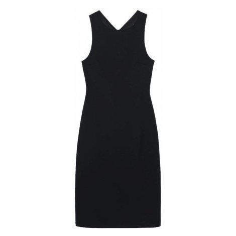 MANGO Šaty 'Raulen' černá