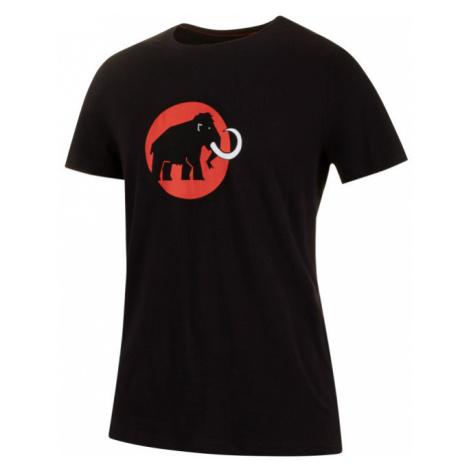 Pánské tričko Mammut Logo T-Shirt Men black PRT3