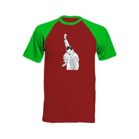 Pánské tričko Baseball Freddie Mercury