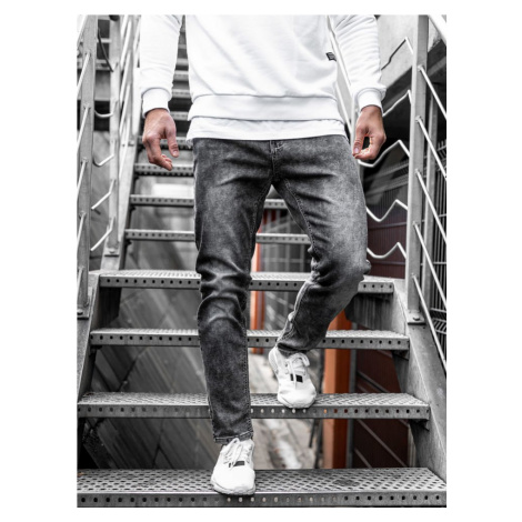 Černé pánské džíny Bolf KX190 M.SARA