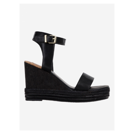 San Diego Klínová obuv Gant Černá