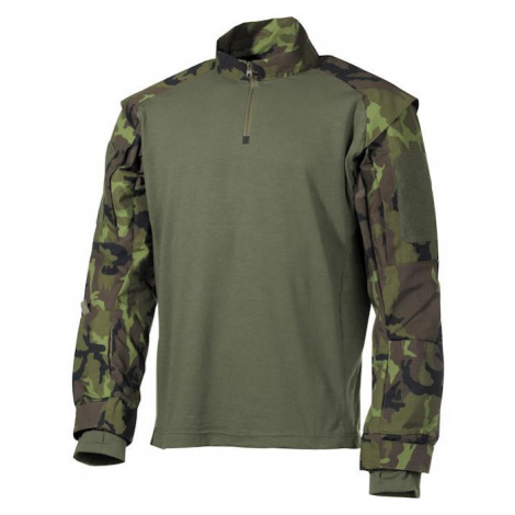 Košile taktická US Tactical vz. 95 zelený Max Fuchs